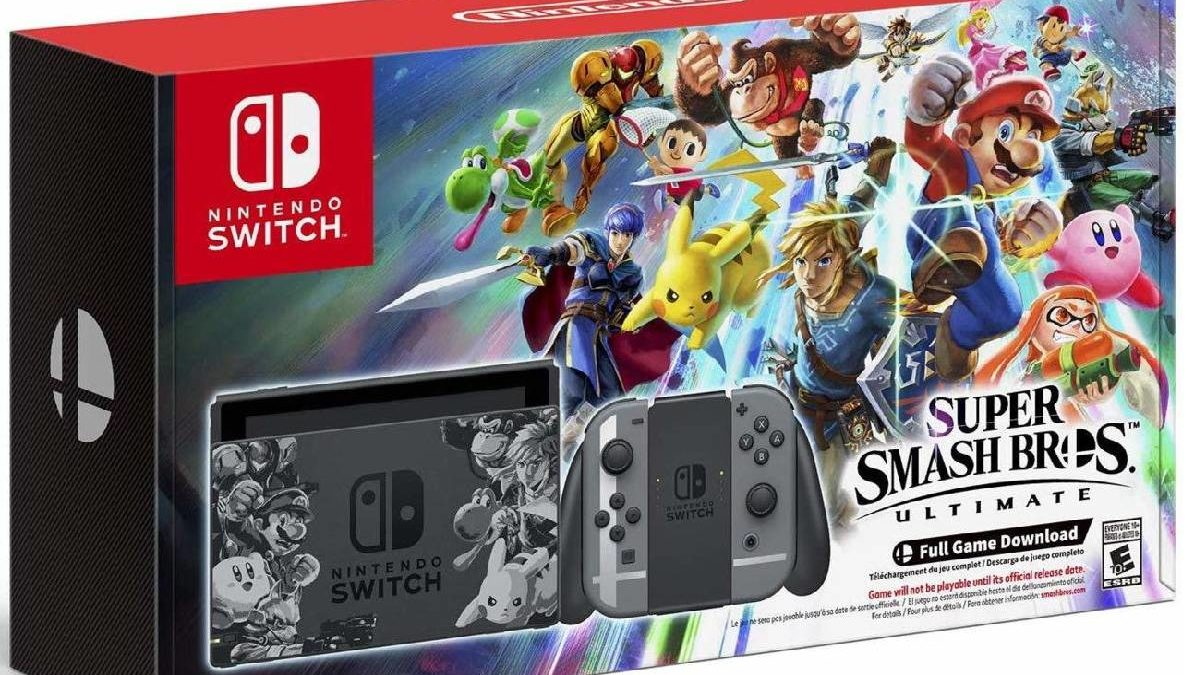 Super Smash Bros Switch – Delivery that Lacks Nothing, and More