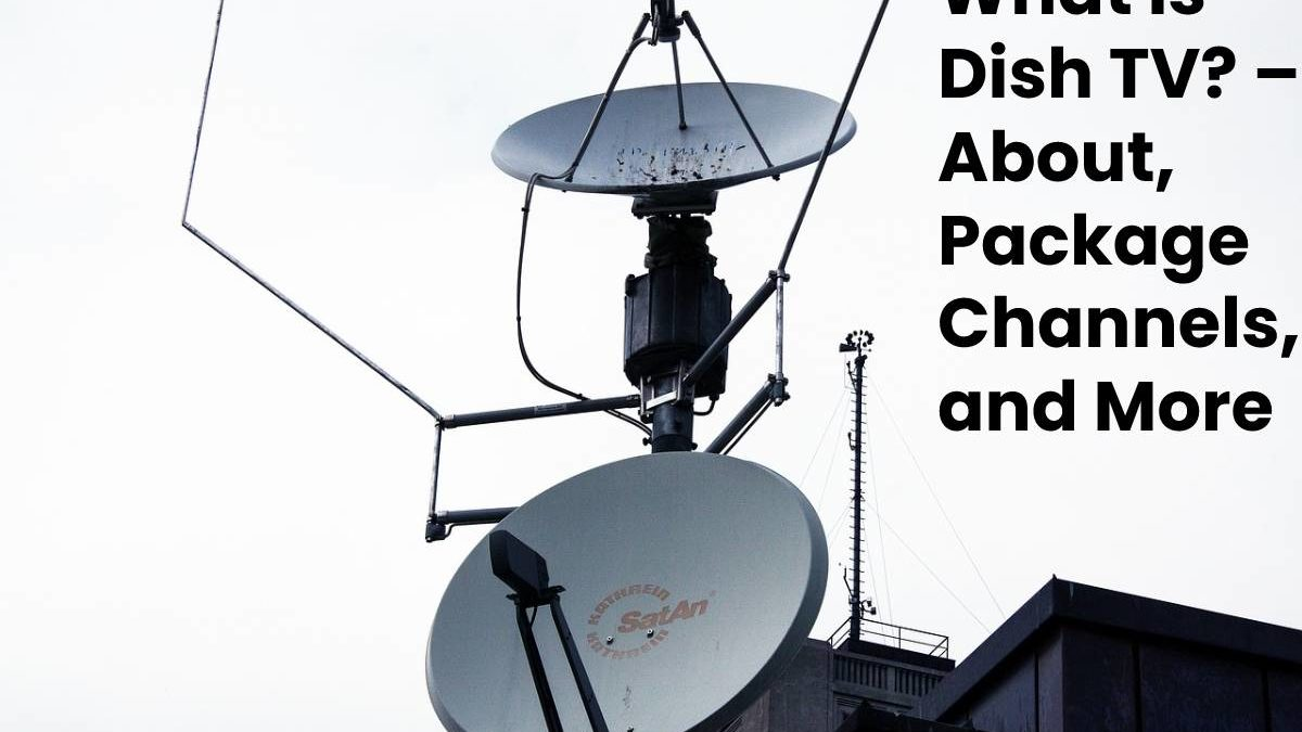 What is Dish TV? – About, Package Channels, and More