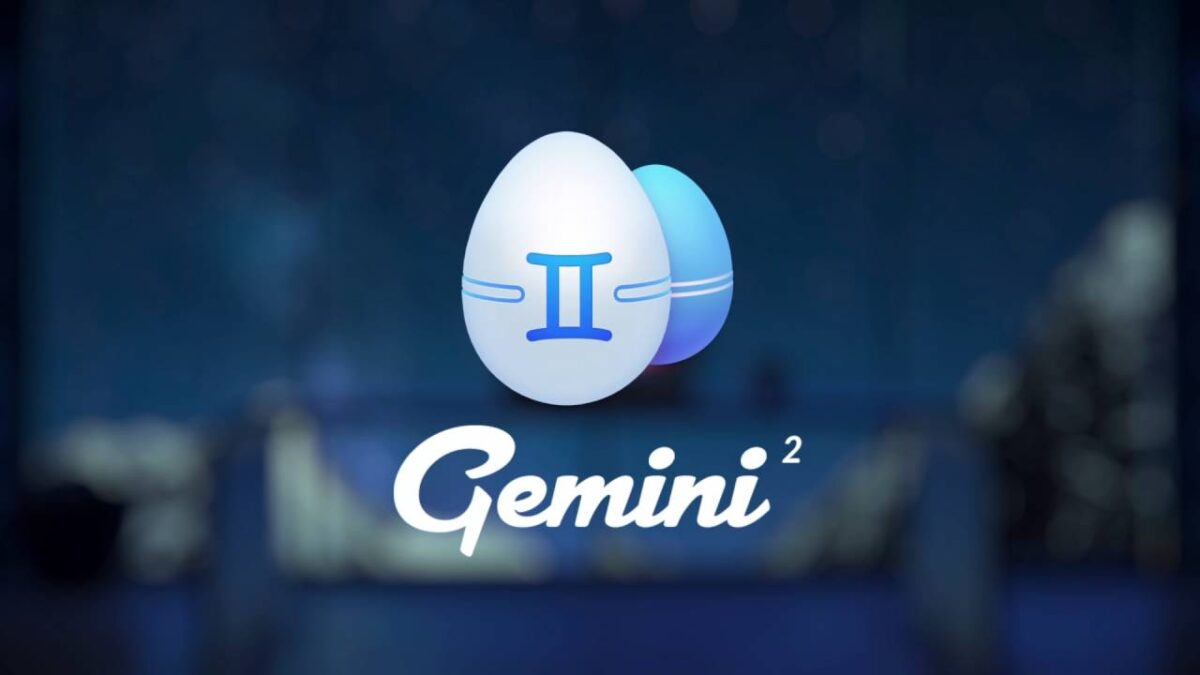 Work Smartly With Gemini 2: An Impeccable App Against Duplicates