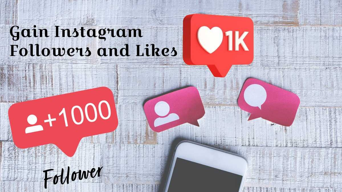 GetInsta: Gain Instagram Followers and Likes Free with 5 Easy Steps