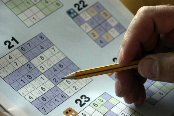Advanced Sudoku Strategies For Absolute Successs