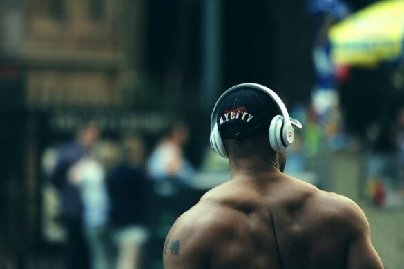 Top 5 Headphones for Working Out