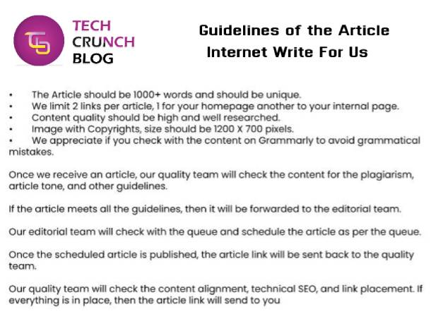 Guidelines Inter write for us
