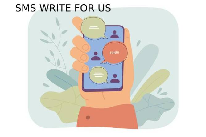 SMS Write for us