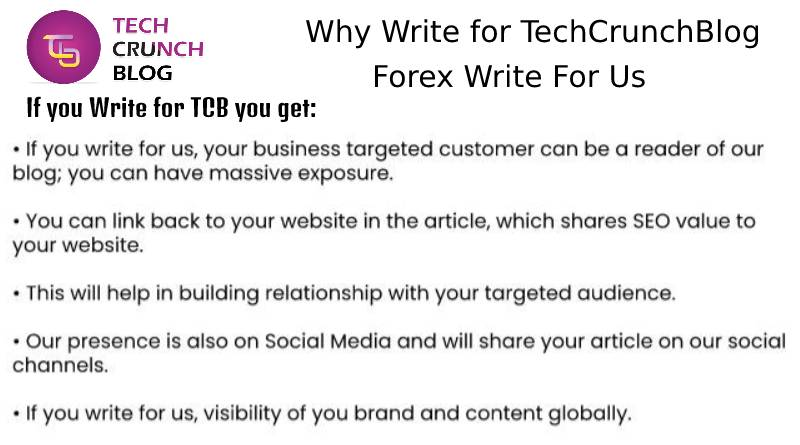 Why Write for Forex Write For Us