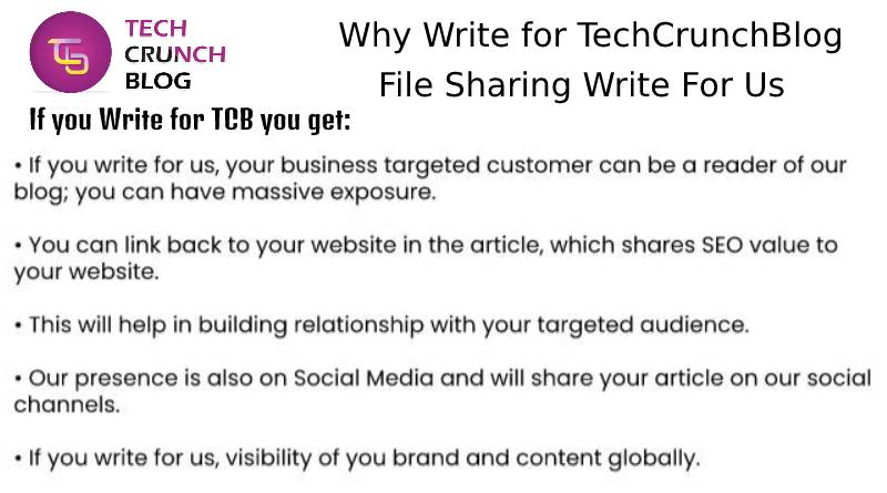 Why Write for us File Sharing write for us