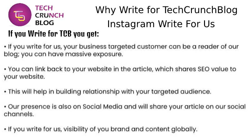 Why Write for Us Instagram Write for us