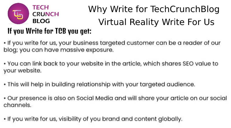 Why Write for Us Virtual Reality write for us