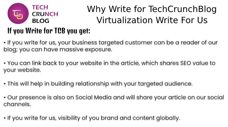 Why Write for Virtualization Write For Us