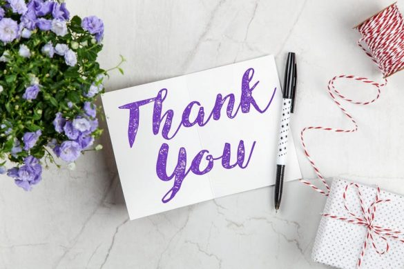 A Step-by-Step Guide for Creating Beautiful Business Thank You Cards