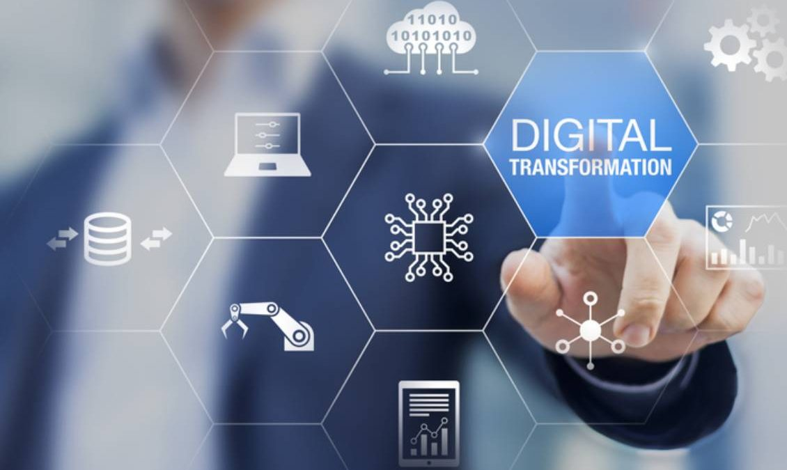 Digital Transformation Of A Business- The Process